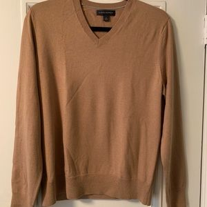 🌟FINAL SALE🌟 BananaRepublic Cotton VNeck Sweater